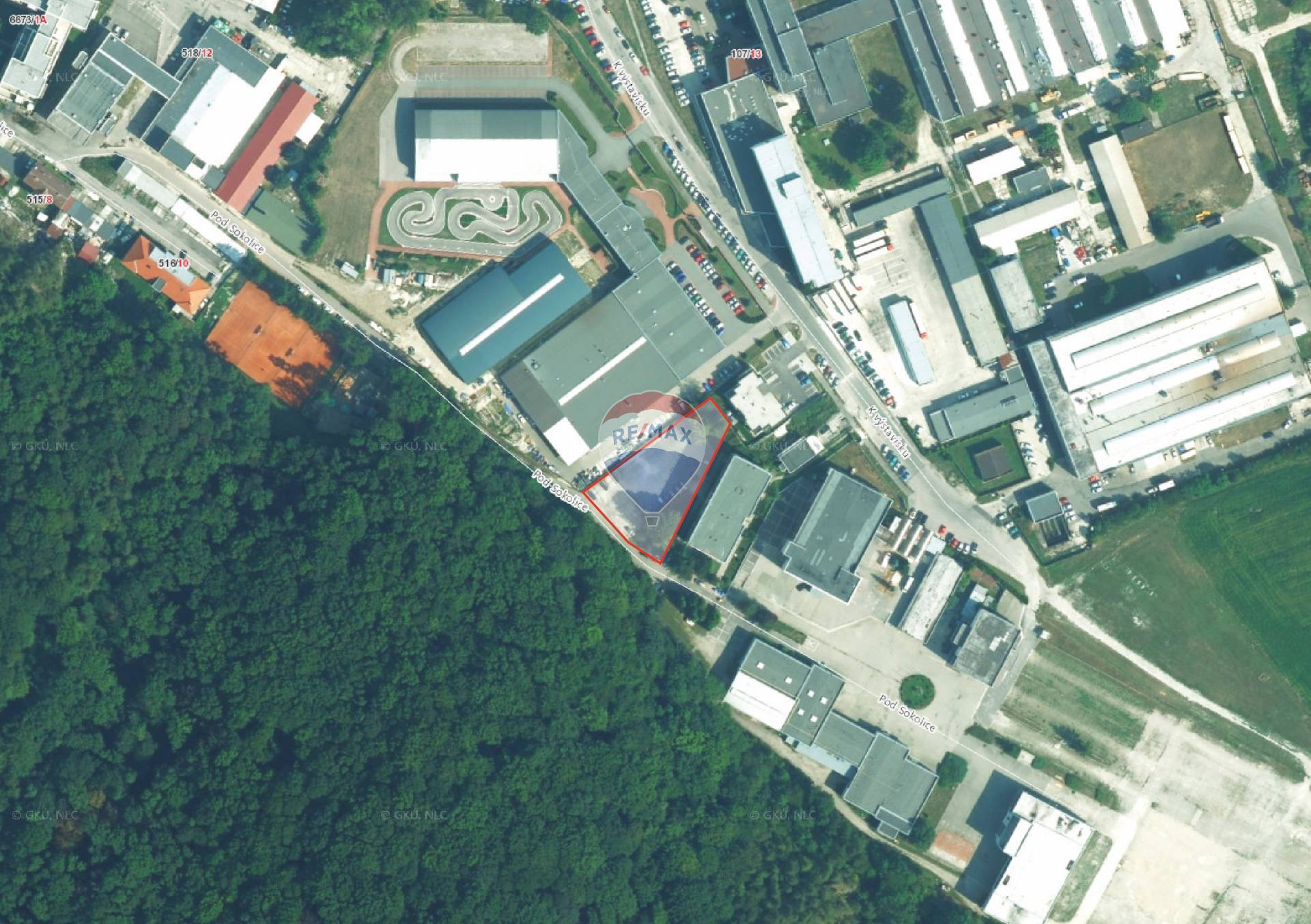 Predaj pozemku 1896 m2, Trenčín