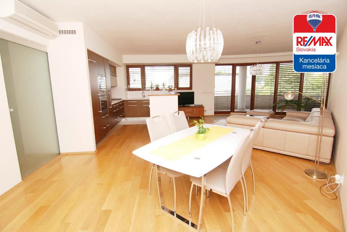 Prenájom bytu (3 izbový) 103 m², Bratislava - Ružinov