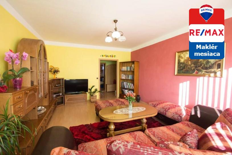 Predaj bytu (4 izbový) 80 m2 Košice sídlisko Ťahanovce