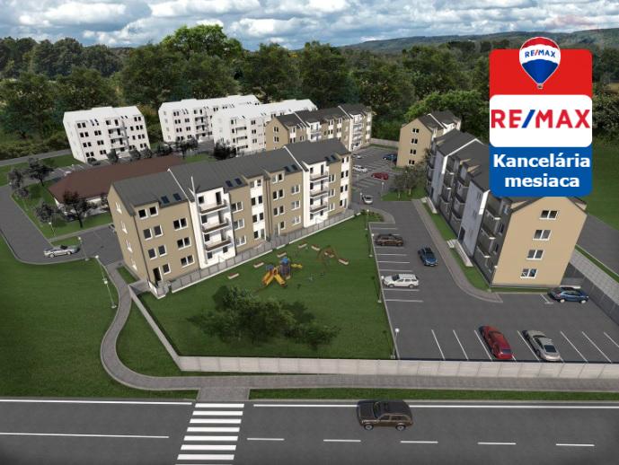 Predaj bytu (4 izbový) 88 m2 Malacky