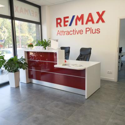 Realitná kancelária RE/MAX Attractive Plus Šamorín
